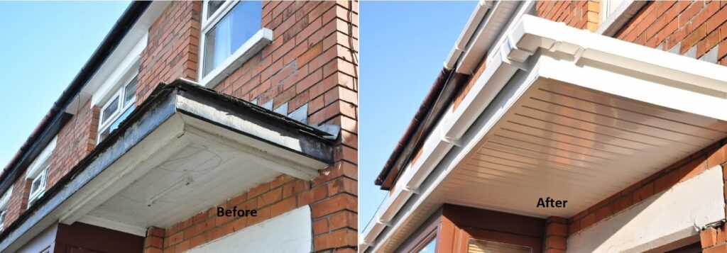 BrightWhite Gutter Repair Services