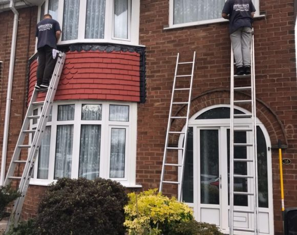 BrightWhite UPVC Cleaning Services 544 Oldham Road Middleton