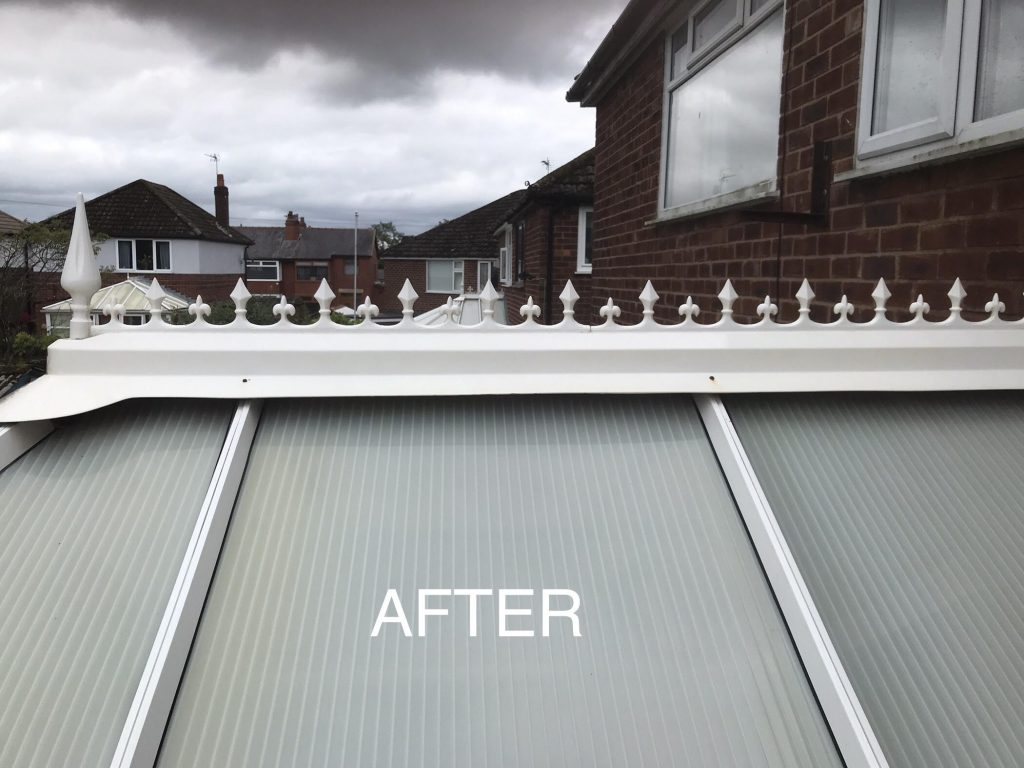Conservatory Cleaning Services Alderley Edge