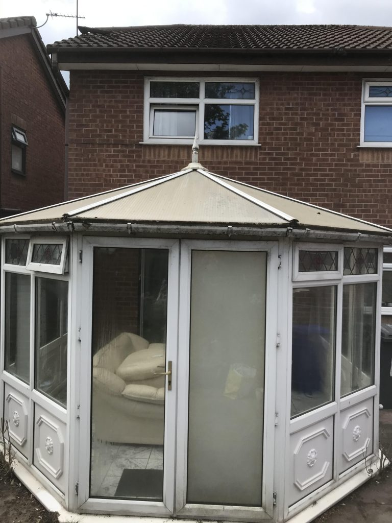 conservatory cleaning failsworth