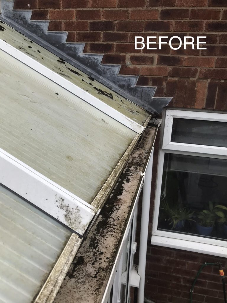 Conservatory Roof Cleaning Chorley