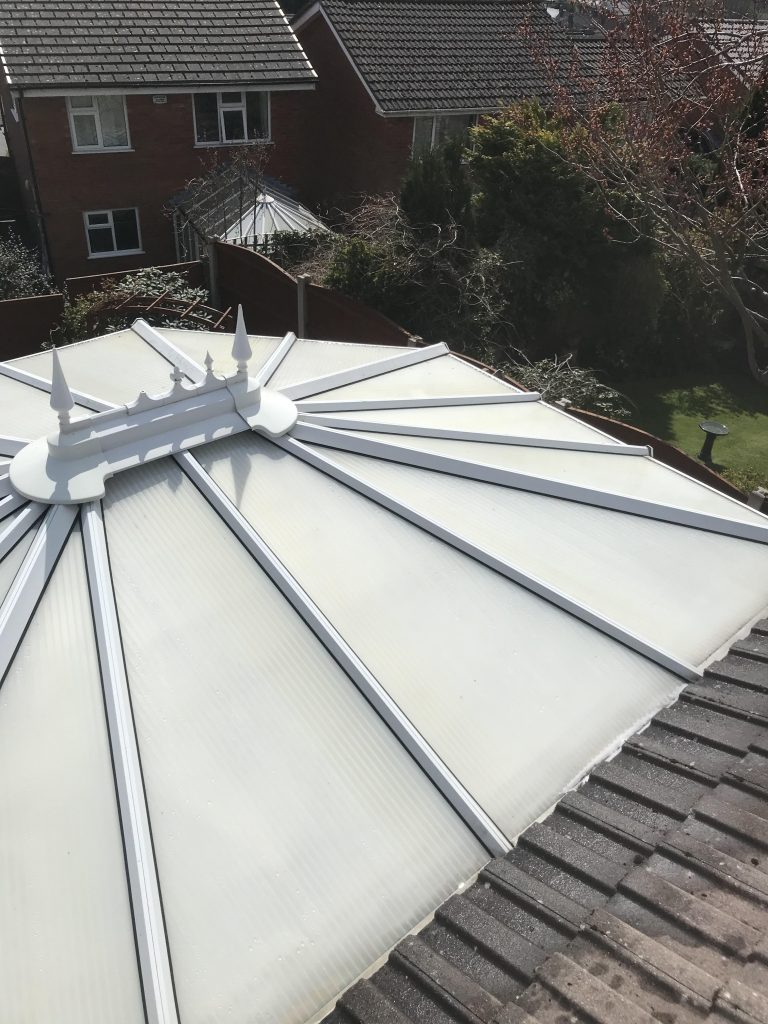 Conservatory roof cleaning service failsworth