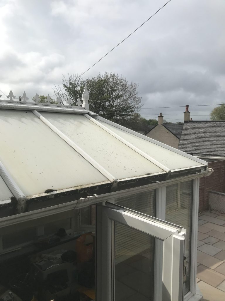 conservatory roof cleaning service eccles